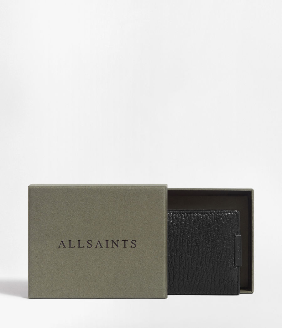 Men's State Wallet (onyx_black) - Image 5