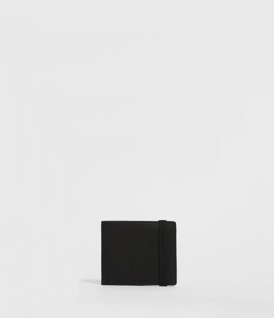 Uomo Portafoglio Vice - In pelle con fascetta elastica (black) - Image 1