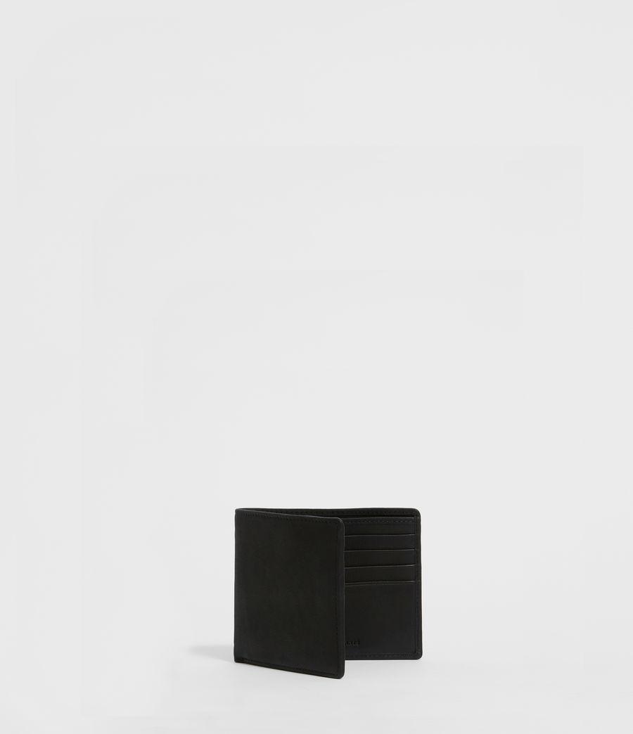 Herren Vice Leder Portemonnaie (black) - Image 3