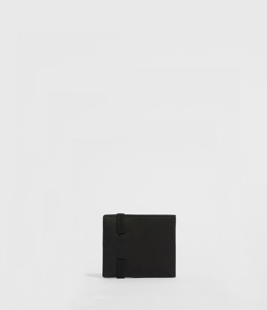 Uomo Portafoglio Vice - In pelle con fascetta elastica (black) - Image 6