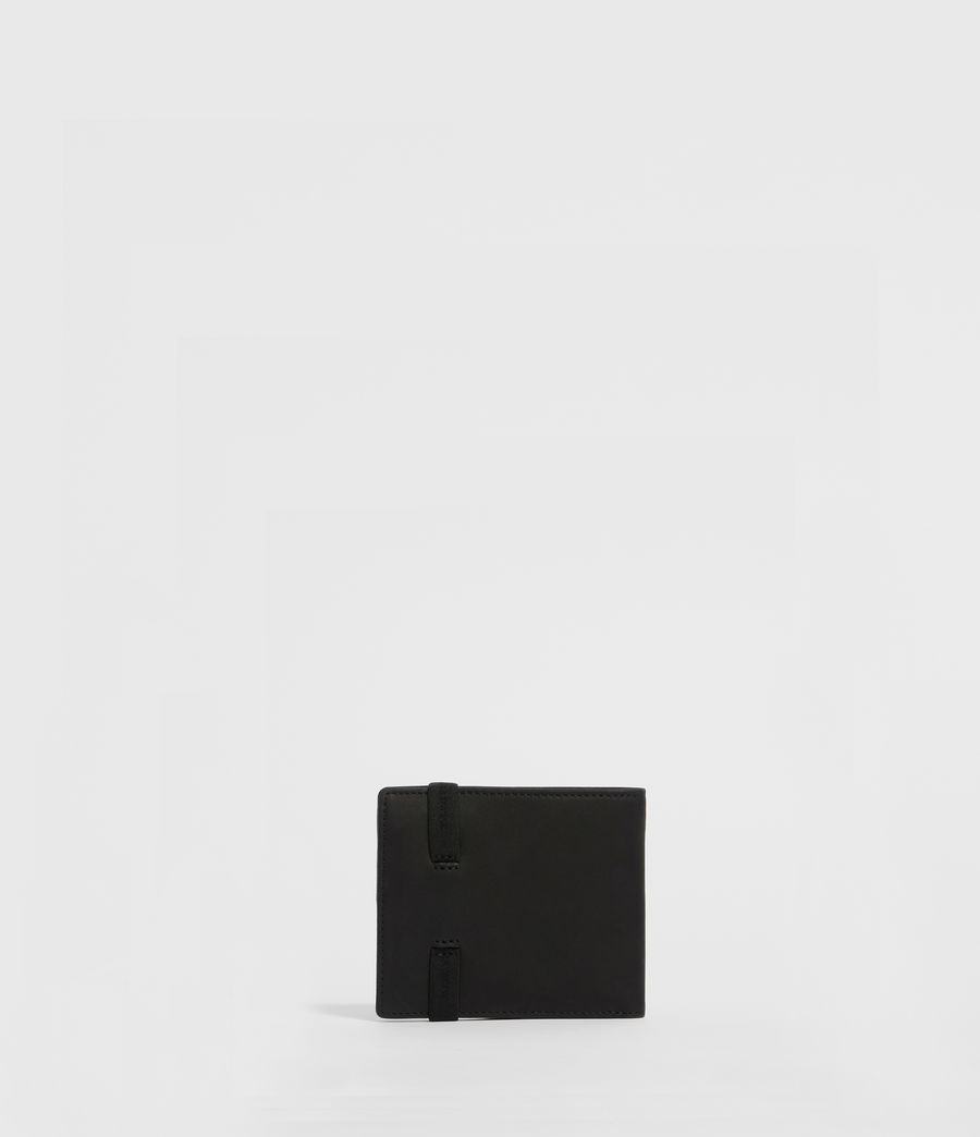 Men's Vice Leather Wallet (black) - Image 6