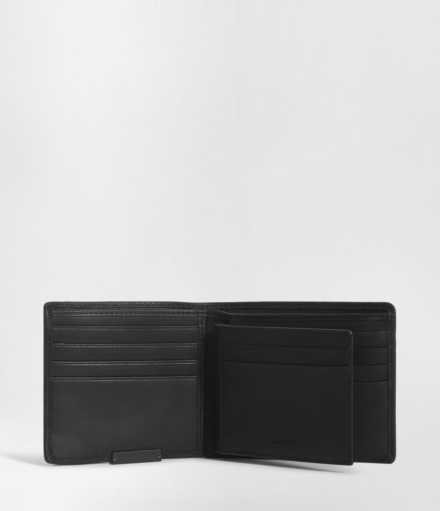 Uomo Porta carte Duo (black) - Image 4
