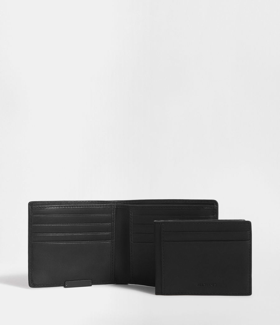 Uomo Porta carte Duo (black) - Image 5