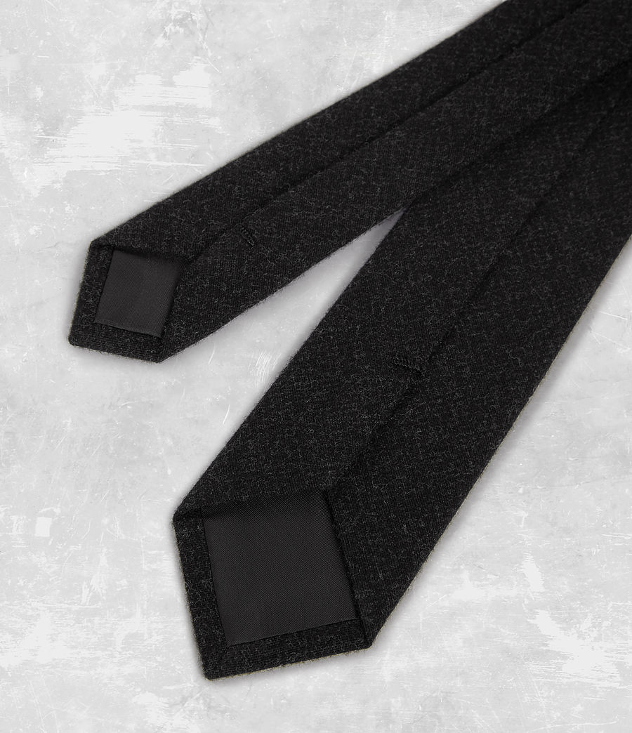Men's Dayton Tie (black) - Image 3