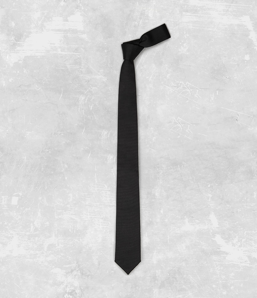 Men's Gale Tie (black) - Image 1
