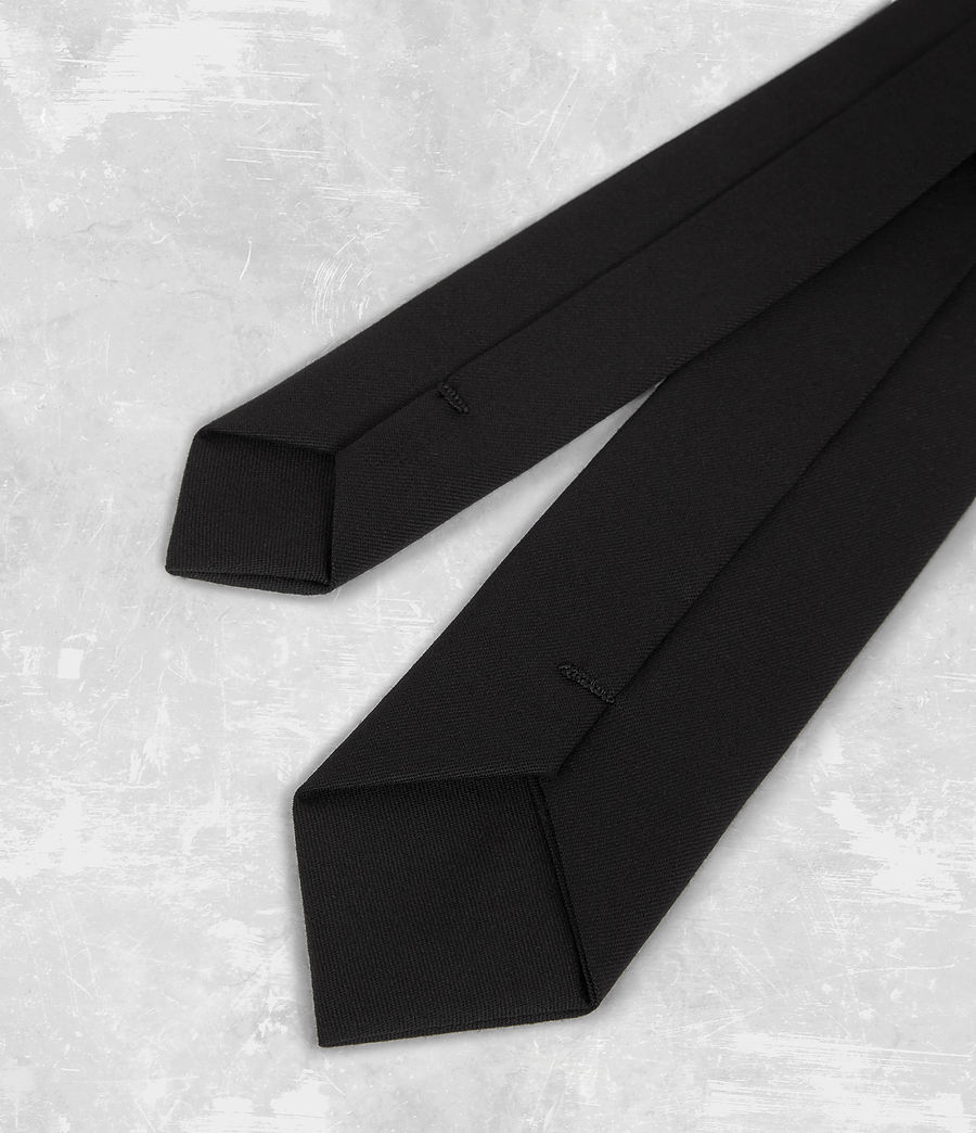 Men's Gale Tie (black) - Image 3