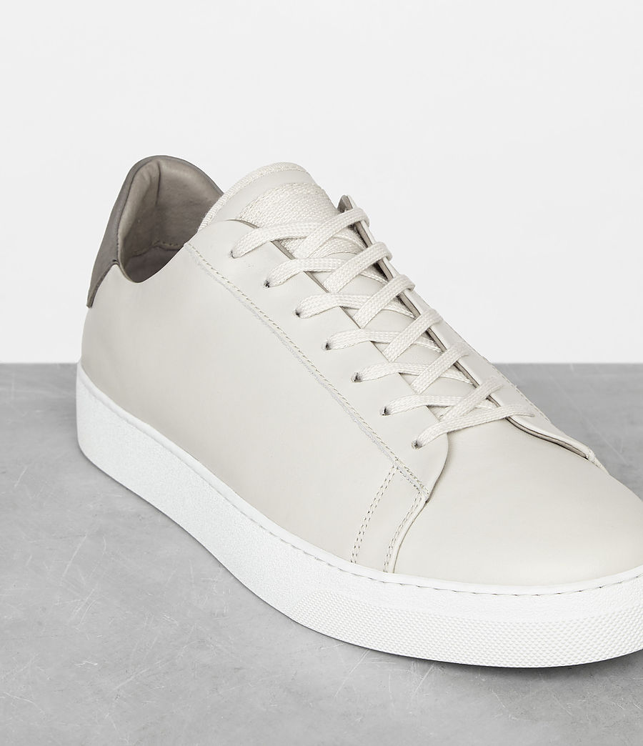 Men's Sol Low Top Trainer (chalk_white) - Image 2