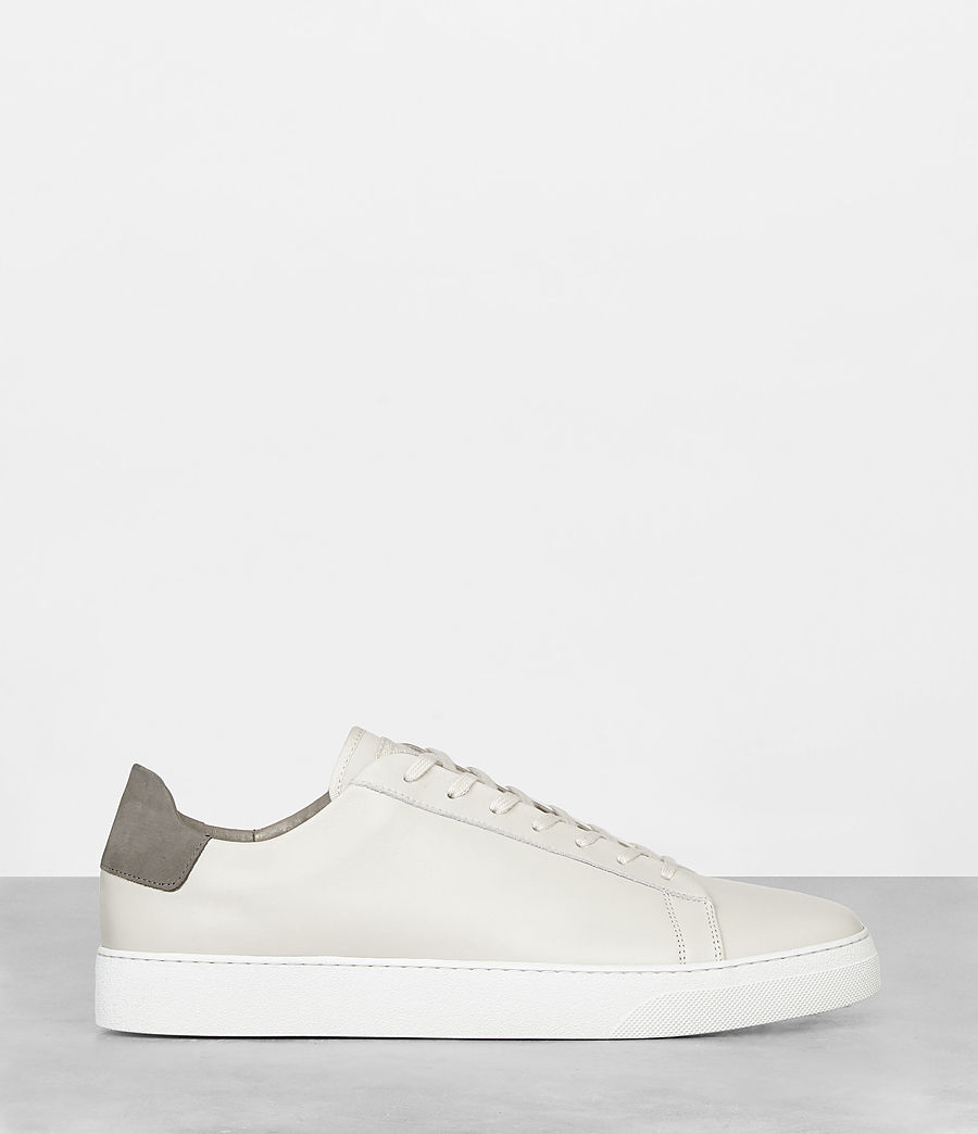 Mens Sol Low Top Sneaker (chalk_white) - Image 3