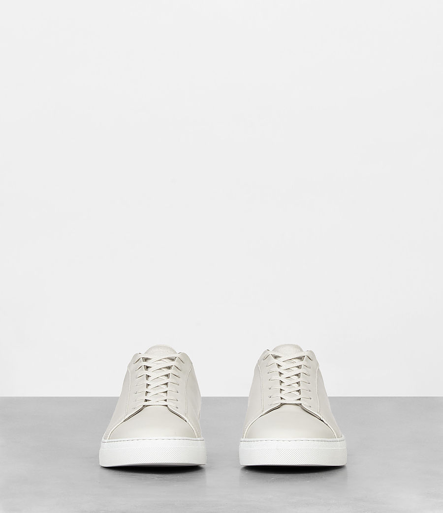 Men's Sol Low Top Trainer (chalk_white) - Image 4