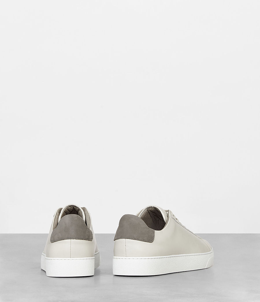 Men's Sol Low Top Trainer (chalk_white) - Image 5