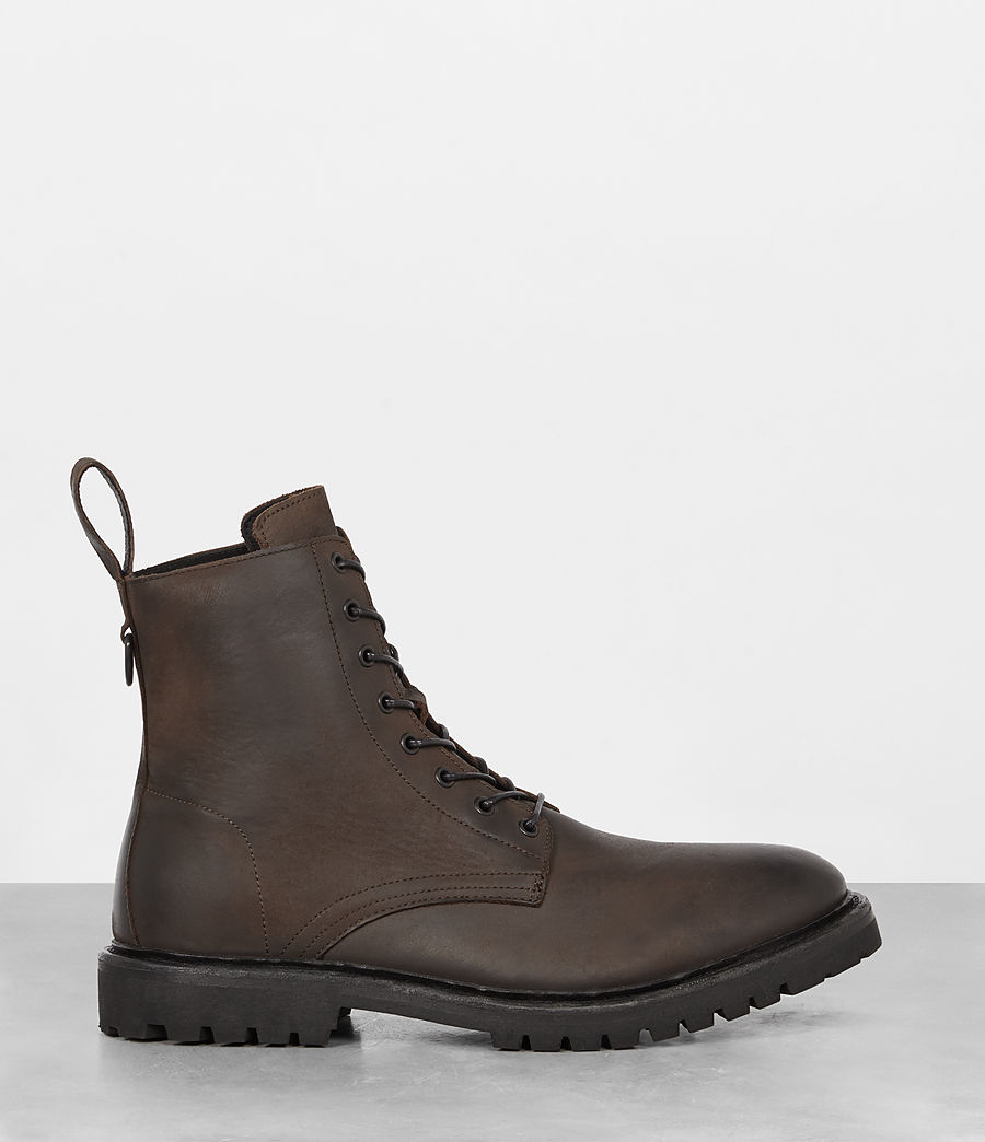 Hommes Boots Milo (bitter_brown) - Image 5