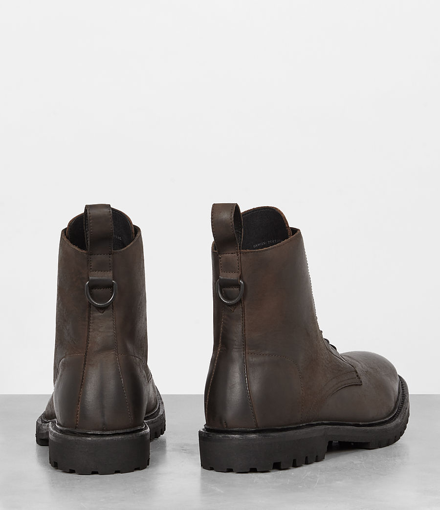 Hommes Boots Milo (bitter_brown) - Image 6