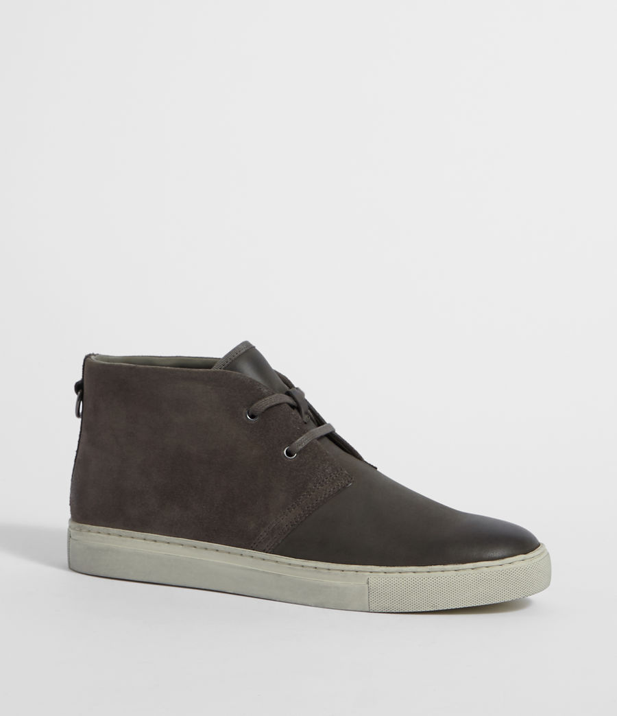 Hombres Botas Reed Desert (charcoal_grey) - Image 2