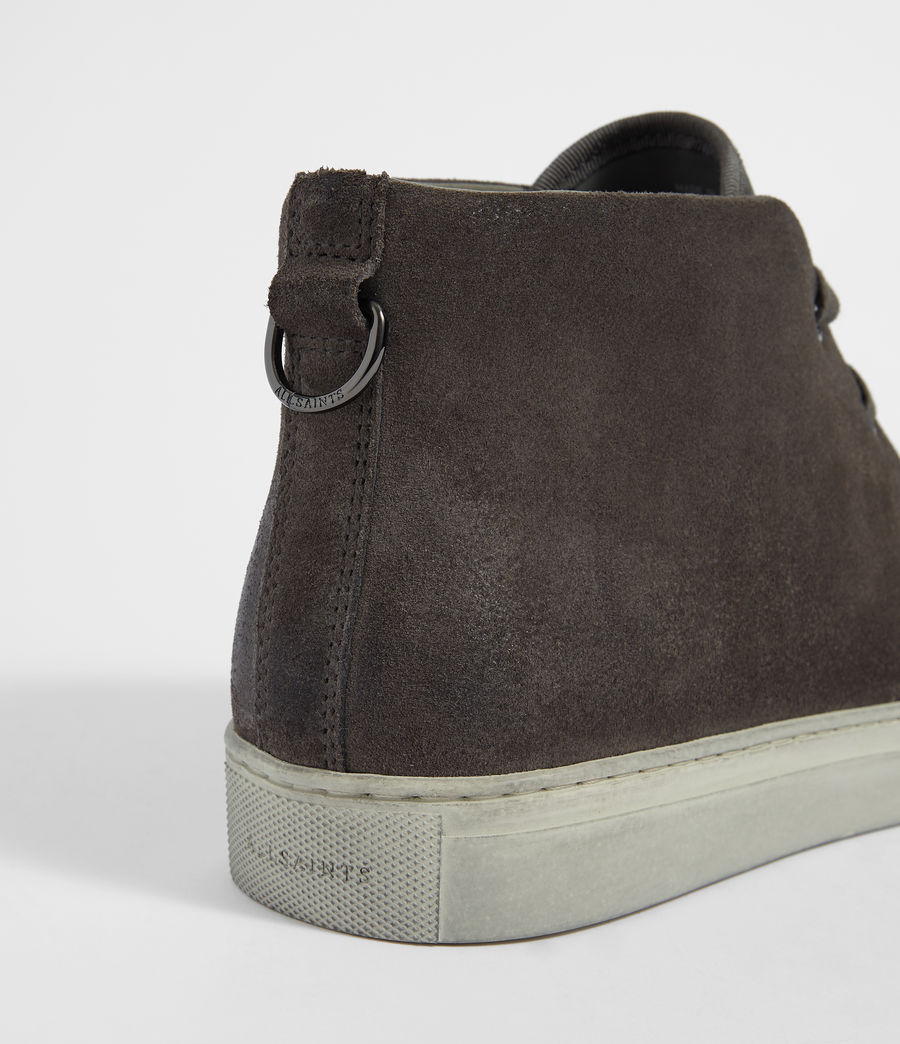 Mens Reed Desert Boot (charcoal_grey) - Image 3