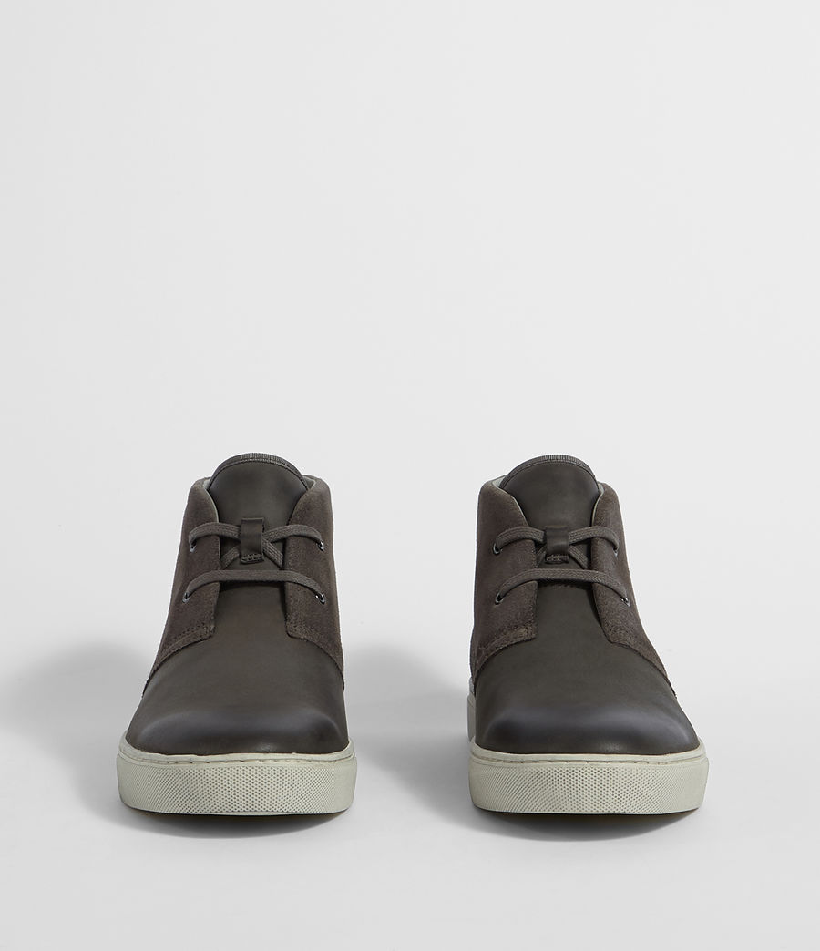 Hombres Botas Reed Desert (charcoal_grey) - Image 5