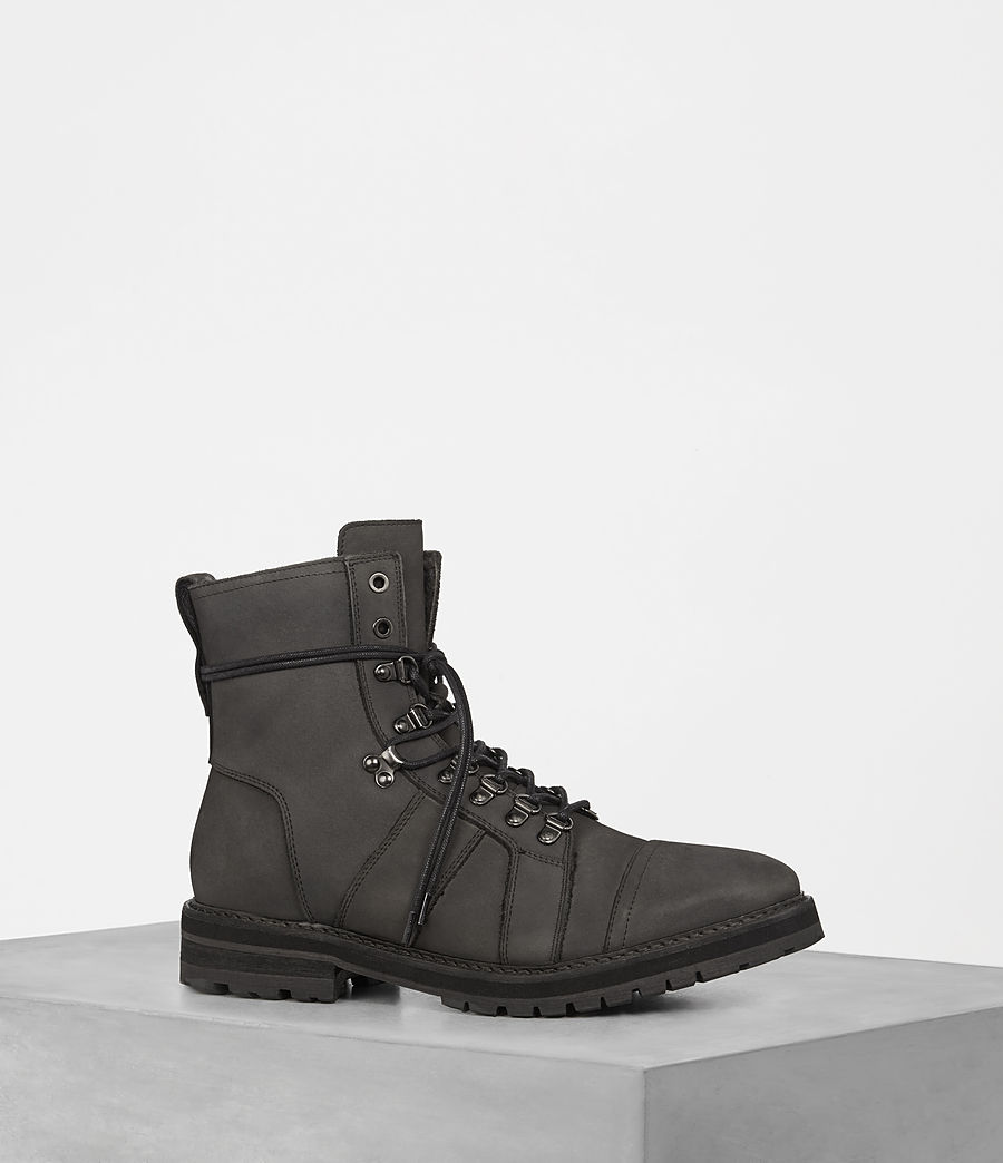 Men's Redpoint Shearling Lined Boot (charcoal_grey) - Image 1