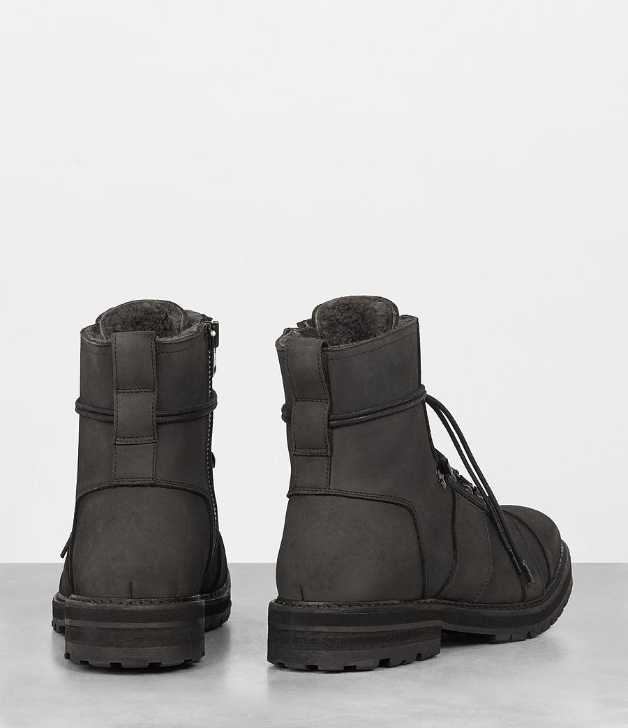 Men's Redpoint Shearling Lined Boot (charcoal_grey) - Image 5