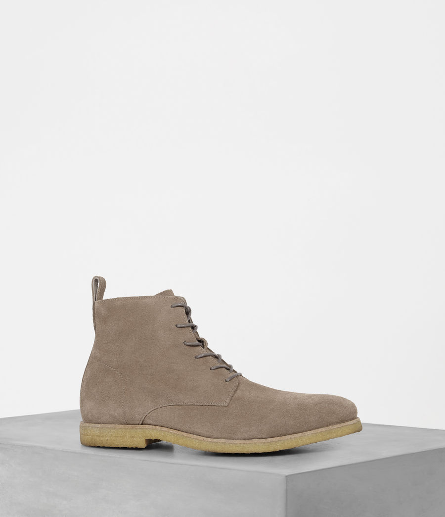 Hommes Boots Fole (taupe) - Image 1