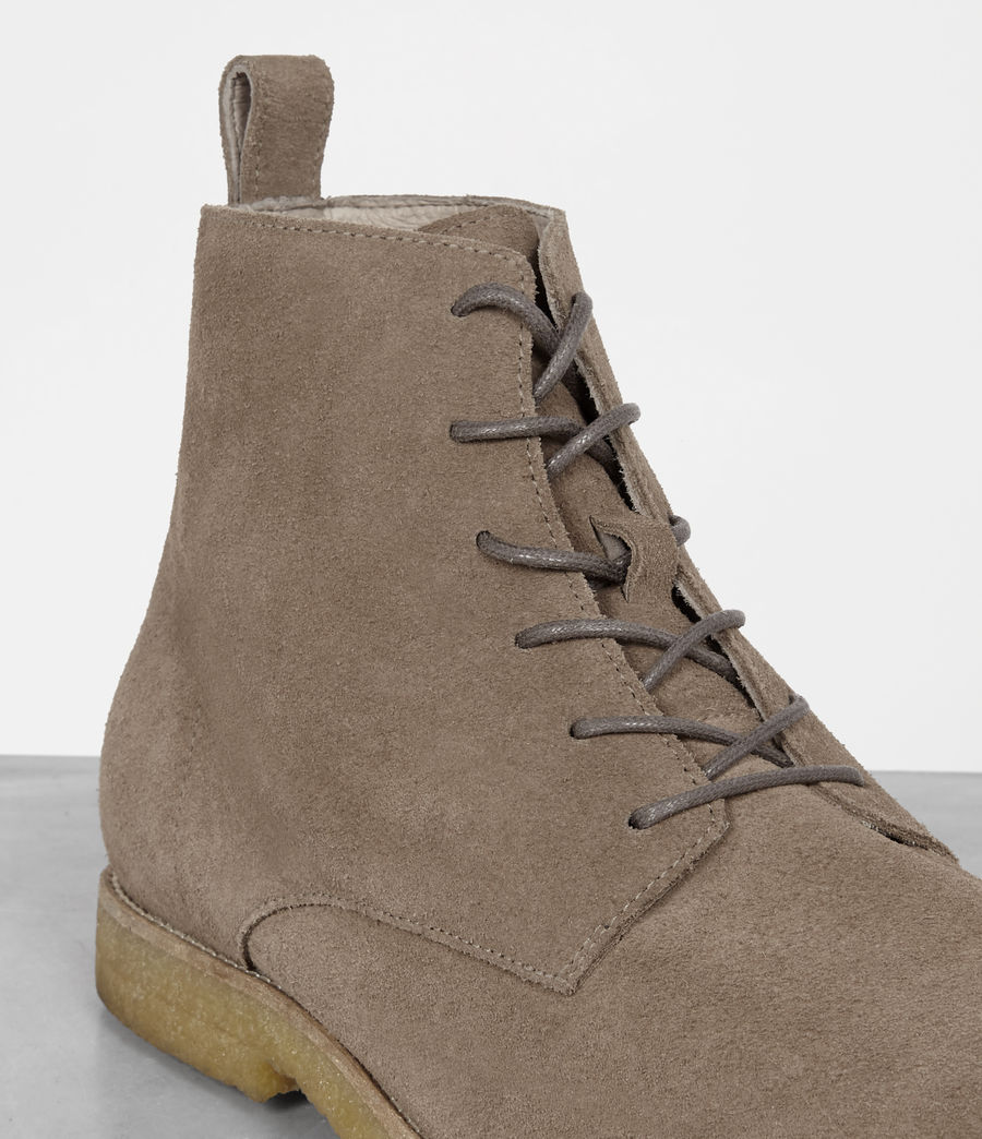 Hommes Boots Fole (taupe) - Image 2