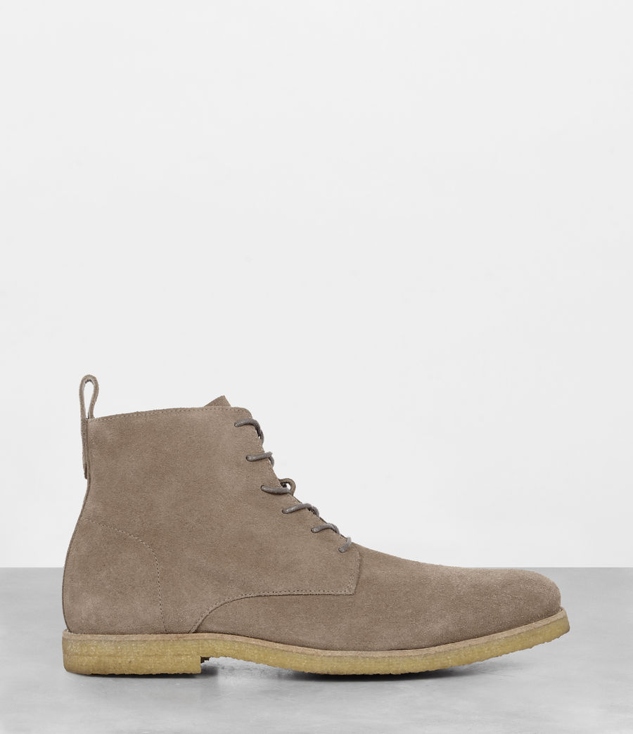 Hommes Boots Fole (taupe) - Image 4