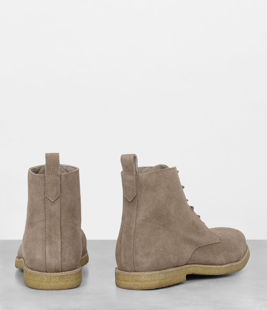 Hommes Boots Fole (taupe) - Image 5