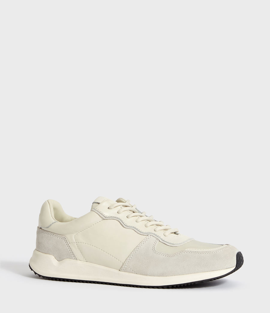 Men's Milford Runner Trainer (chalk_white) - Image 3