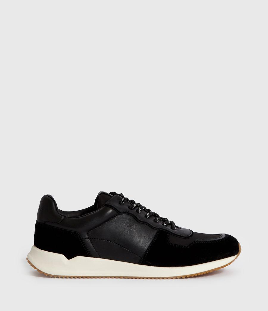 Hommes Baskets Milford (black) - Image 1