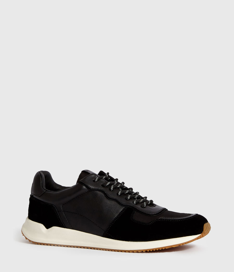 Hommes Baskets Milford (black) - Image 2