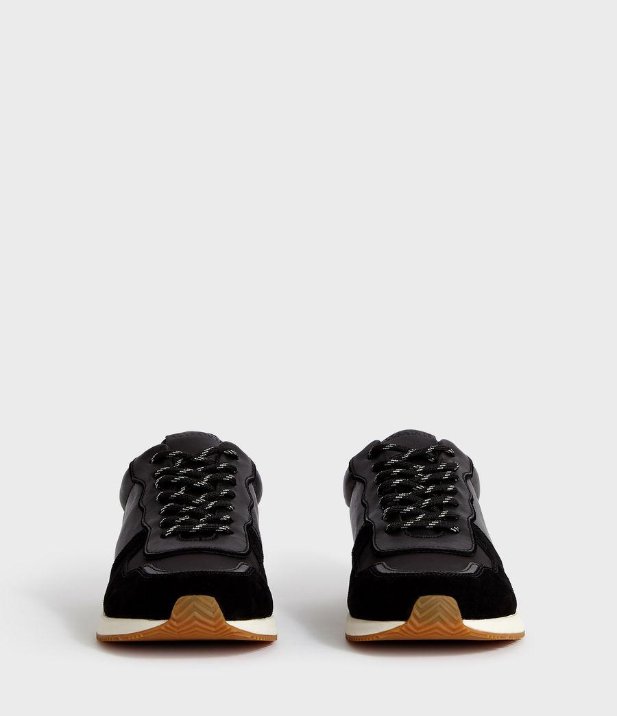 Hommes Baskets Milford (black) - Image 4