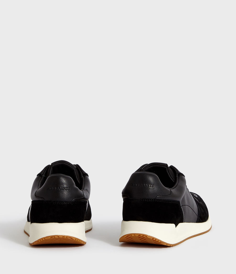 Hommes Baskets Milford (black) - Image 5