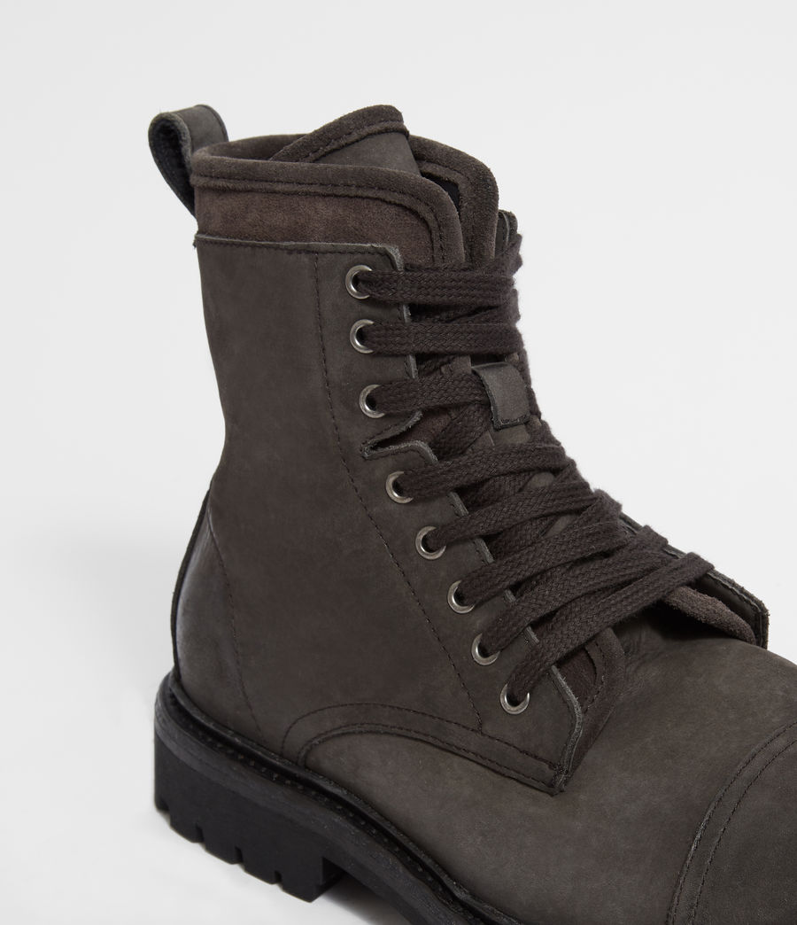 Men's Wayland Boot (charcoal_grey) - Image 3