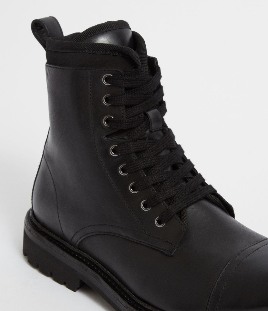 Men's Wayland Boot (black_black) - Image 2