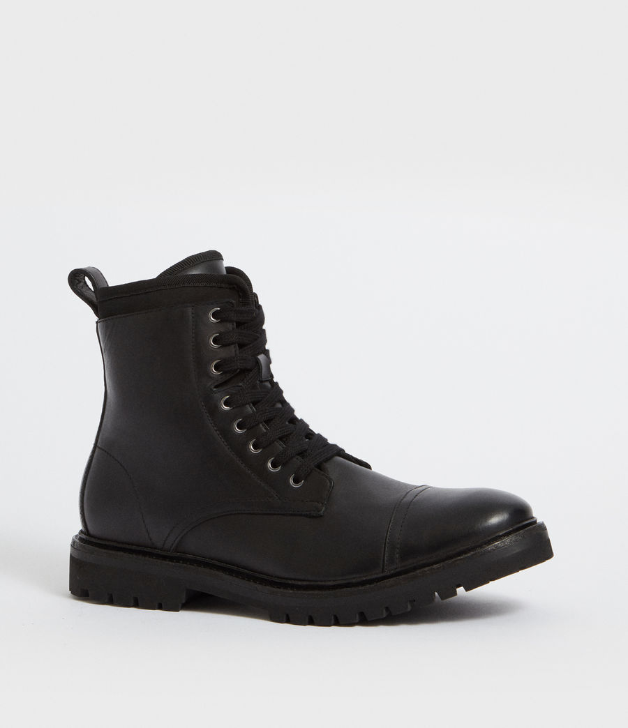 Men's Wayland Boot (black_black) - Image 3