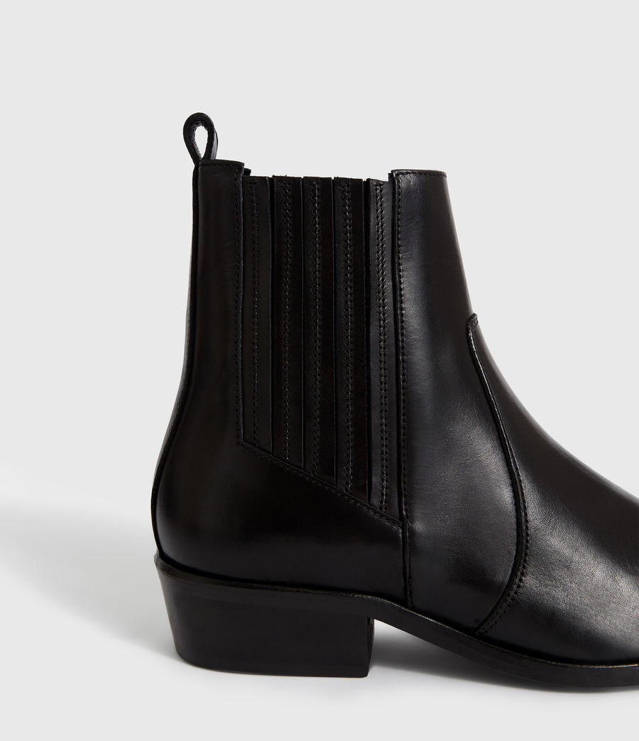 Men's Rico Boot (black) - Image 2