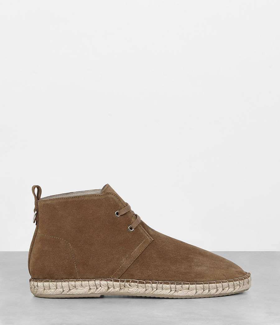 Hombres Kern Espadrille Boot (taupe) - Image 1