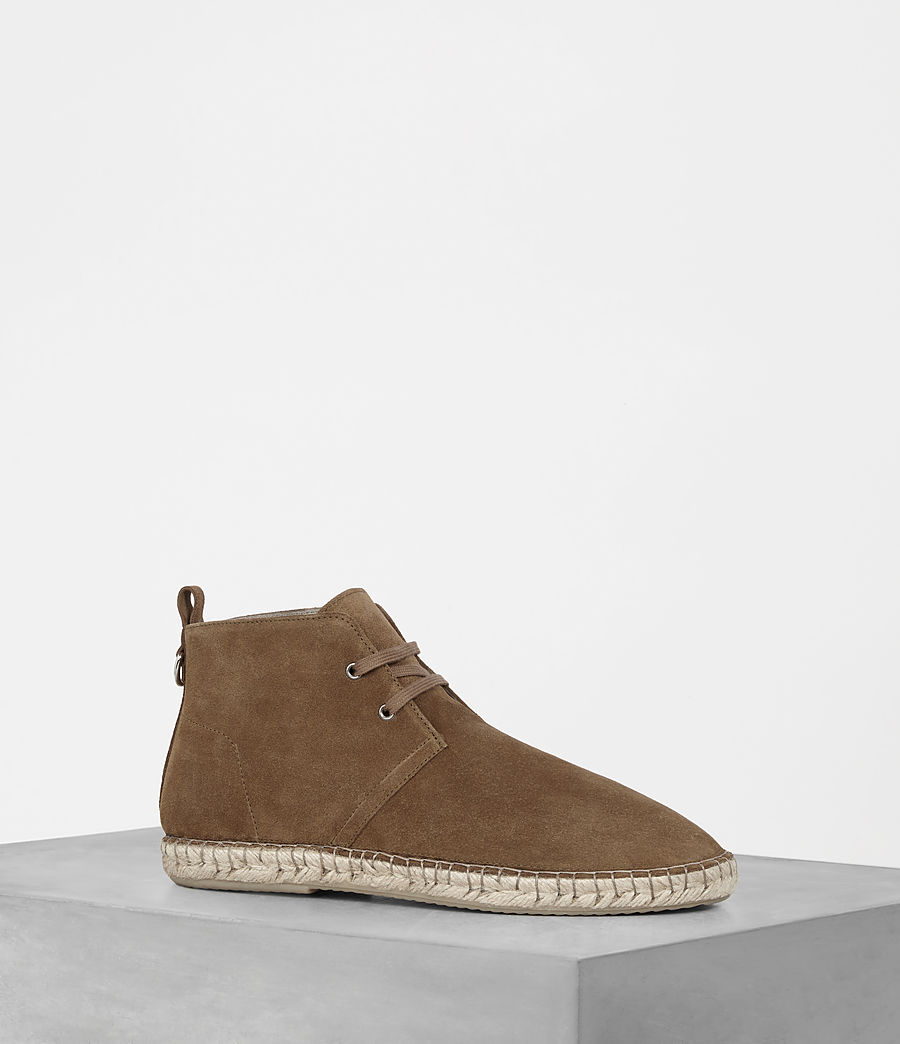 Hombres Kern Espadrille Boot (taupe) - Image 3