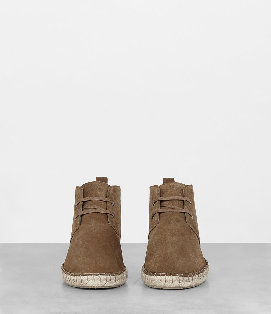 Hombres Kern Espadrille Boot (taupe) - Image 4