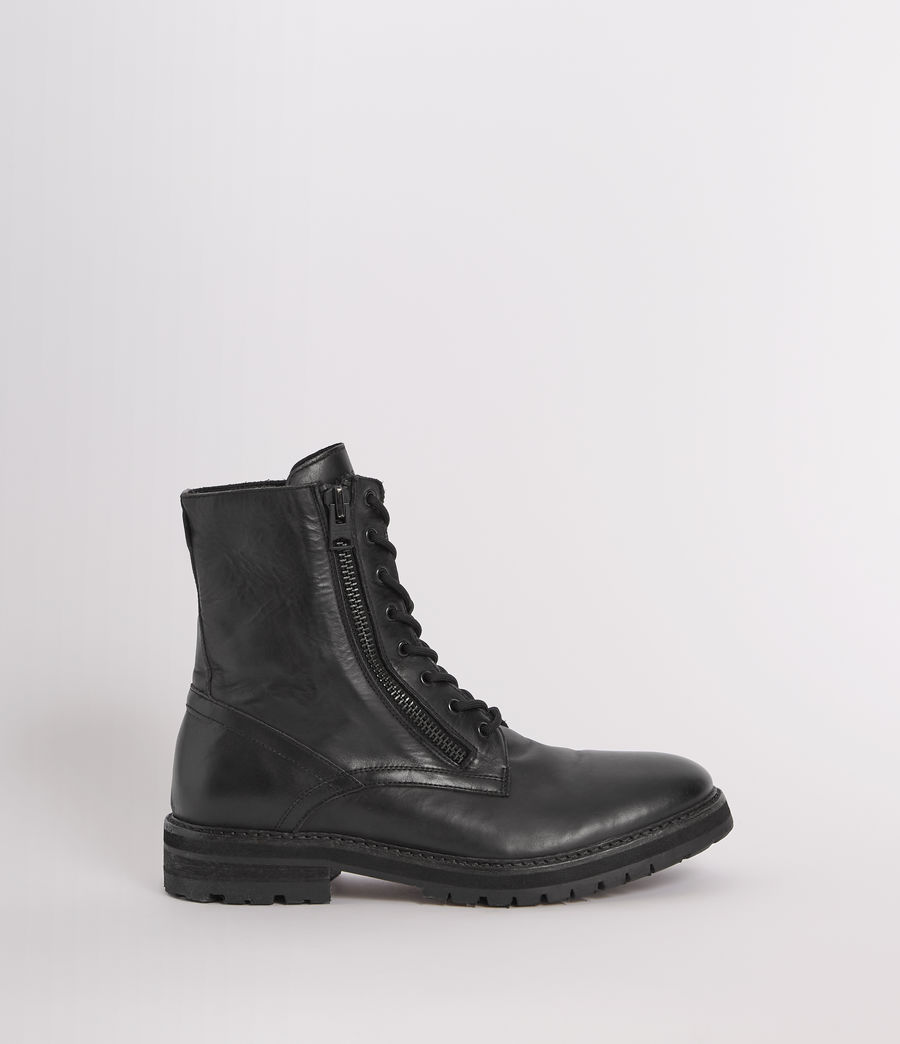 Hommes Boots Treaty (black) - Image 1