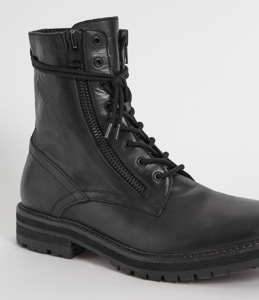 Hommes Boots Treaty (black) - Image 2