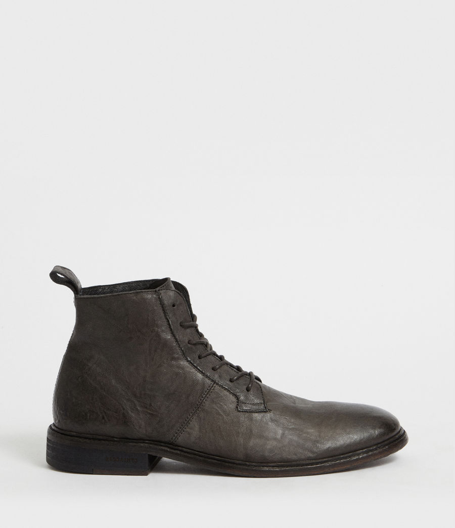 Men's Leven Boot (charcoal_grey) - Image 1