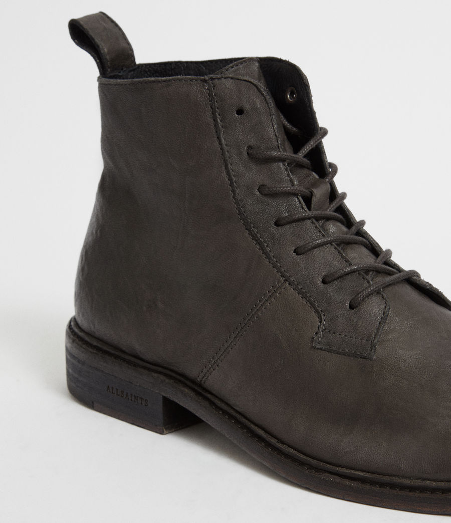 Men's Leven Boot (charcoal_grey) - Image 2