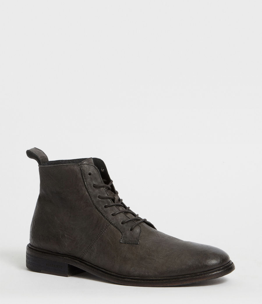 Men's Leven Boot (charcoal_grey) - Image 3