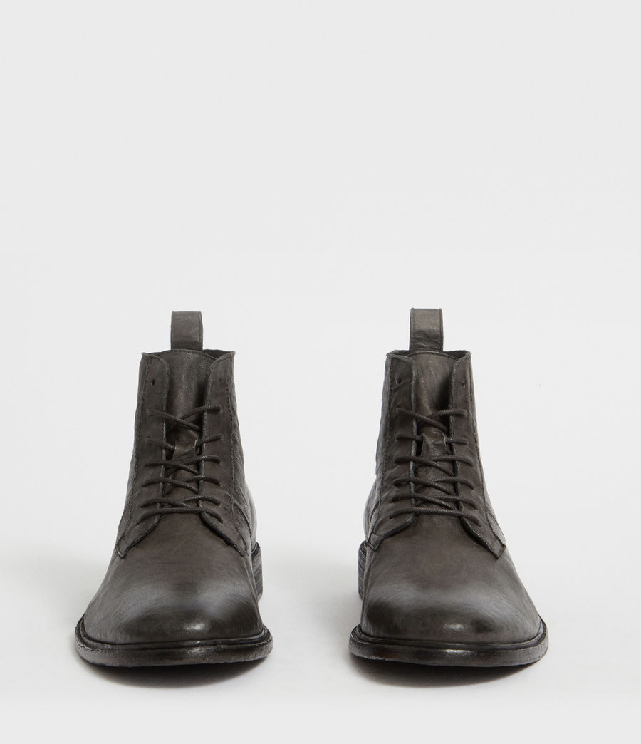 Men's Leven Boot (charcoal_grey) - Image 4