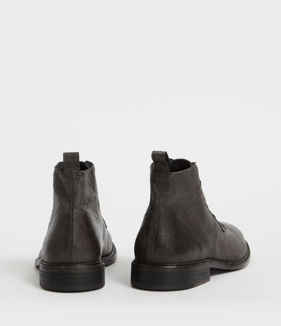 Mens Leven Boot (charcoal_grey) - Image 5