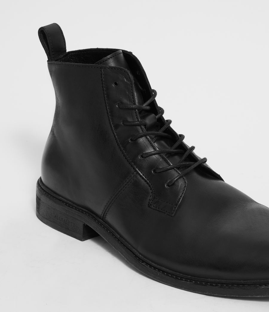 Mens Leven Boot (black) - Image 2