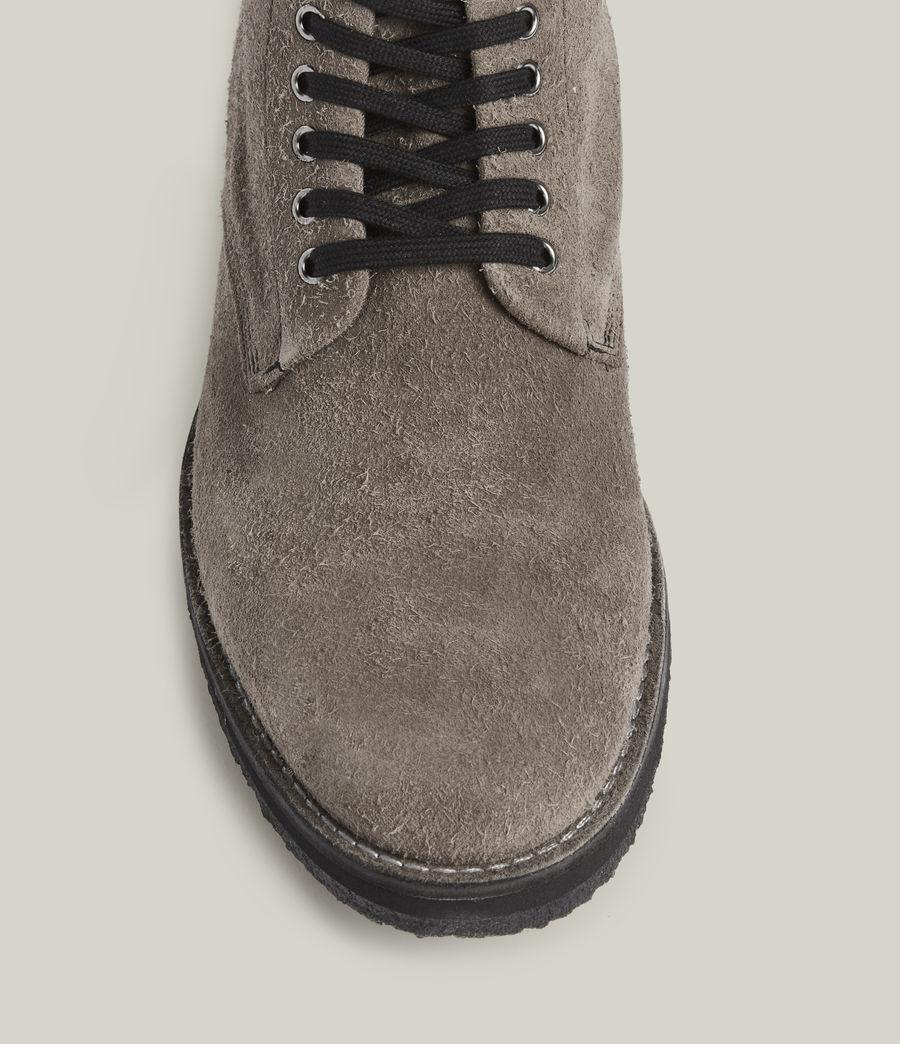 Men's Mathias Suede Boots (grey) - Image 3