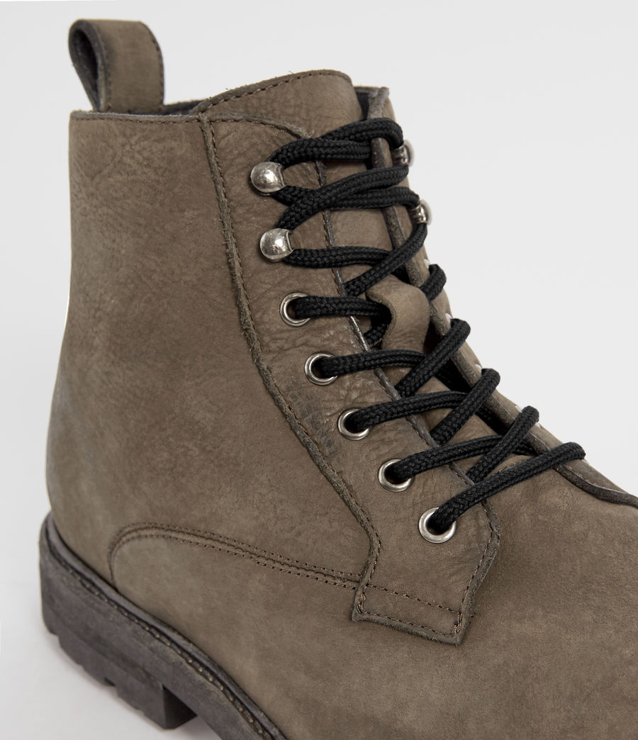 Hombres Kato Boot (dk_taupe) - Image 4