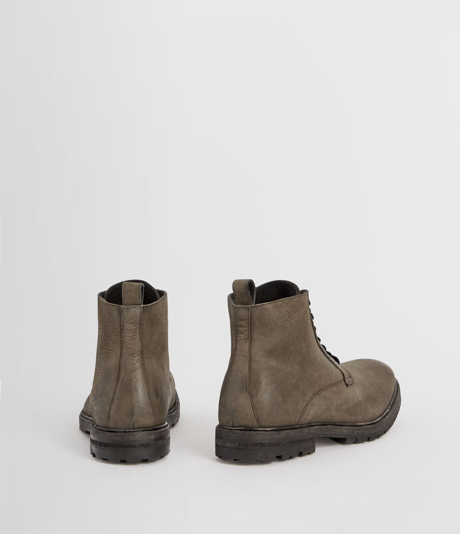 Mens Kato Boot (dk_taupe) - Image 6