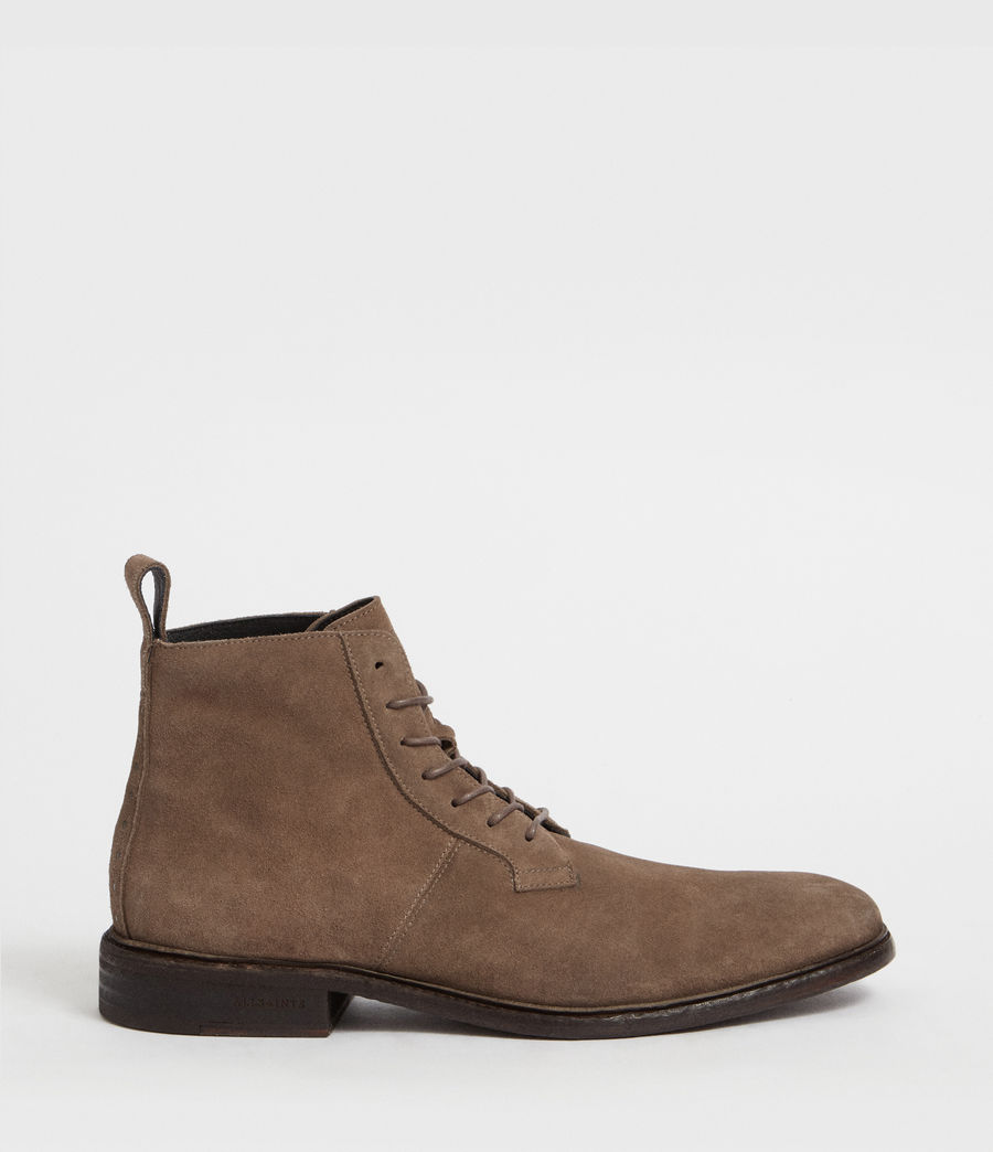 Men's Trent Boot (taupe_brown) - Image 1