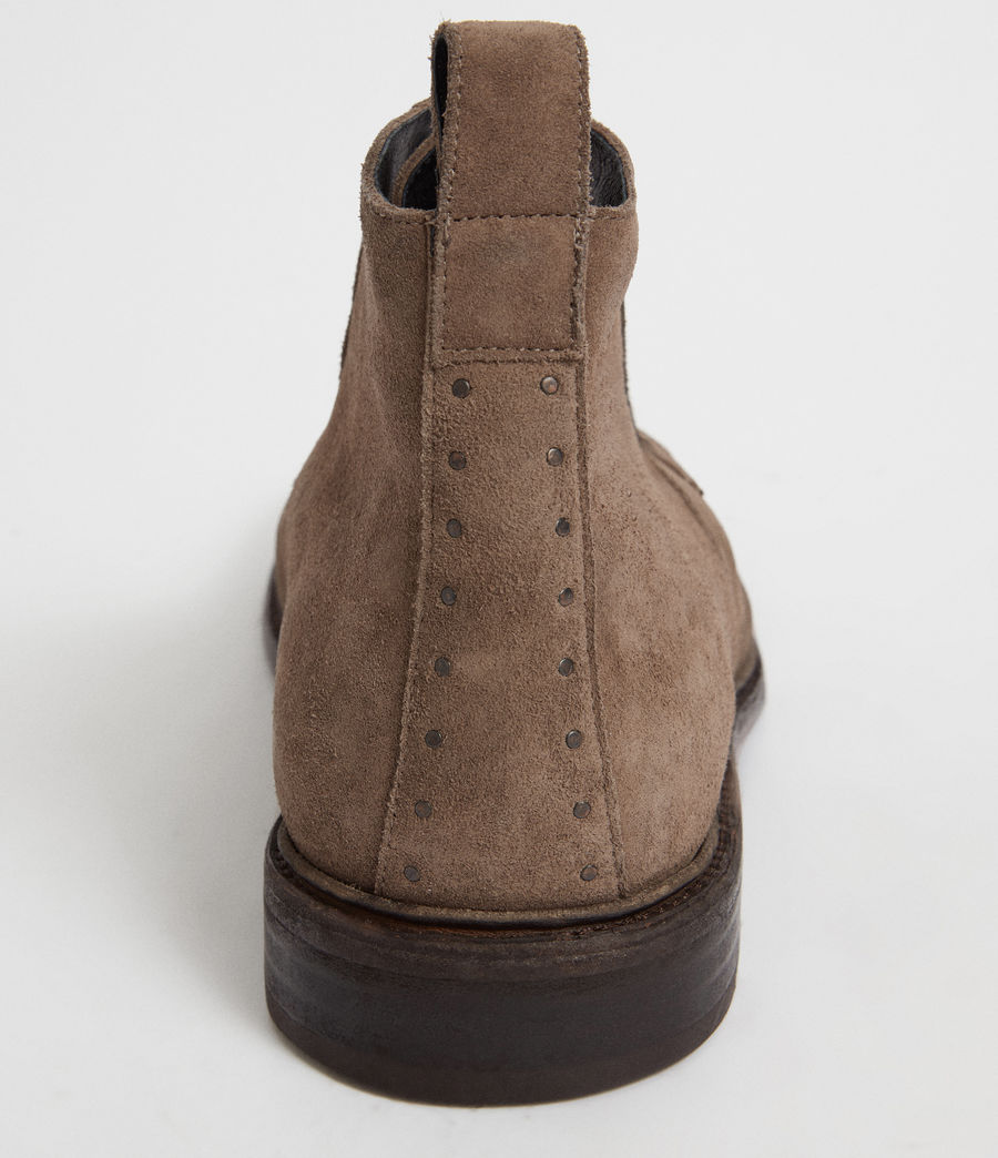 Hommes Bottes Trent (taupe_brown) - Image 2